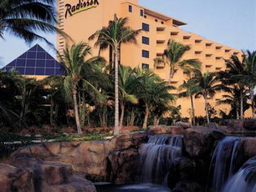 Radisson Aruba Resort, Casino & Spa ****