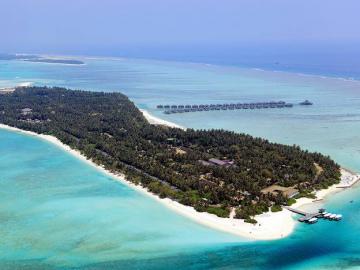 MaldĂv-szigetek / Sun Island Resort****