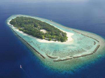 MaldĂv-szigetek / Royal Island Resort & Spa*****