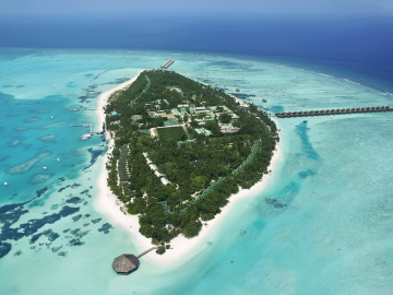 MaldĂv-szigetek / Meeru Island Resort****