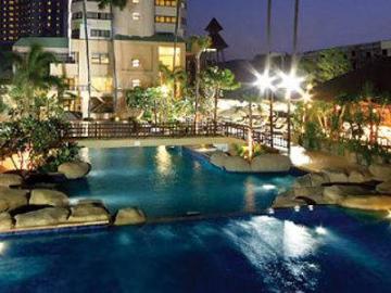 Bangkok **** 2/3éj és 7/9/12éj Hotel Jomtien Palm Beach **** Pattaya