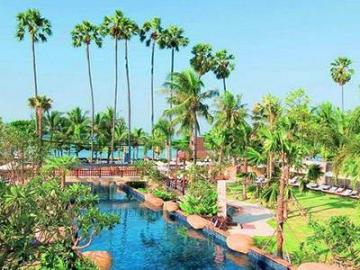 Hotel Jomtien Palm Beach **** Pattaya