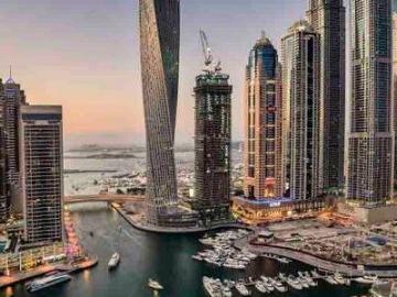 Hotel Suba **** Dubai (Wizzair jĂĄrattal)