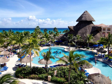 Sandos Playacar Beach Resort 5*