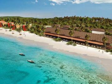MaldĂv-szigetek / The Barefoot Eco Hotel (Barefoot Hanimadhoo***+)