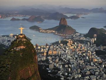 ArgentĂna, Uruguay, BrazĂlia kĂśrutazĂĄs