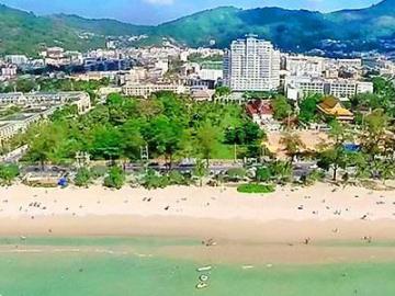 Bangkok **** 2/3éj és 7/9/12éj Hotel Andaman Beach Suites **** Phuket