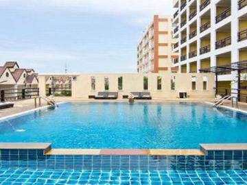 Dubai 3 éj **** és 4/7/9/12 éj Hotel Golden Sea Pattaya *** Pattaya