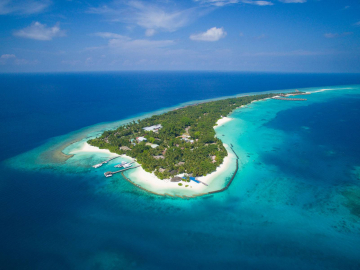 MaldĂv-szigetek / Kuramathi Island****