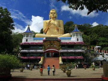 DĂŠl-India ĂŠs Sri Lanka: kĂśrutazĂĄs
