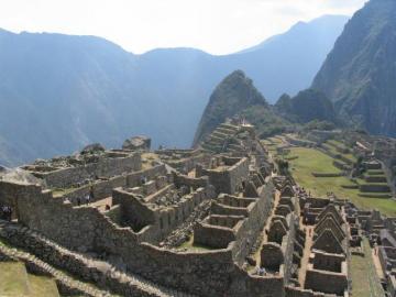 Az inkĂĄk nyomĂĄban - Peru kulturĂĄlis kincsei
