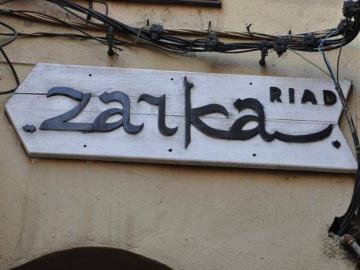 Riad Zarka ***