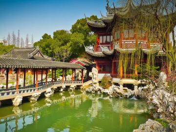 Sanghaj, Hangcsou, Wuzhen
