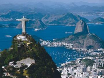 Brazília - Rio De Janeiro tengerparti pihenéssel ***