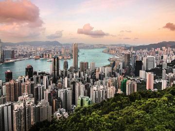Peking-Hongkong-Makaó ***