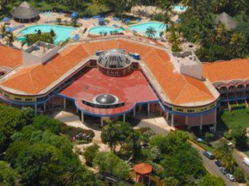 Havanna (Panzió) 2éj+Varadero Hotel Brisas Del Caribe*** 5éj